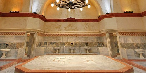 حمام های قدیمی استانبول
