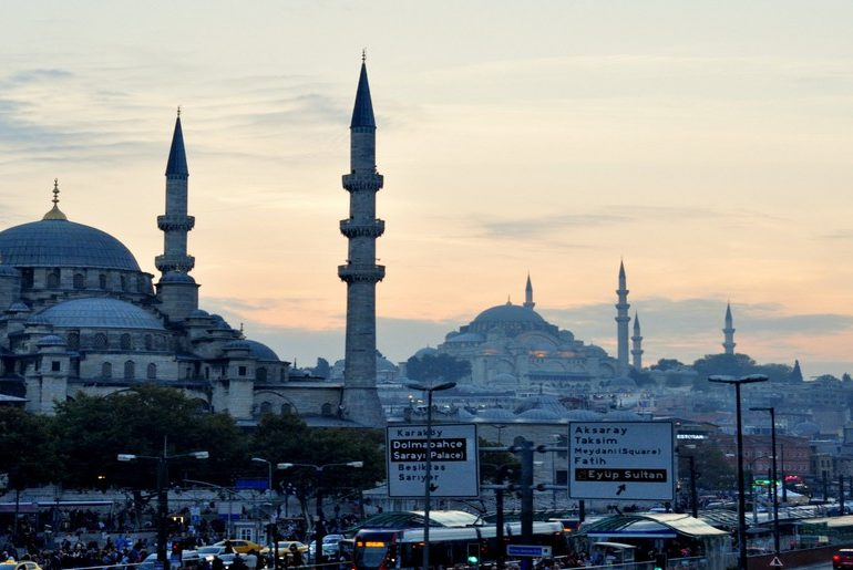 مسجد های تاریخی و زیبای استانبول